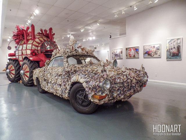 3) Art Car Museum (Houston)