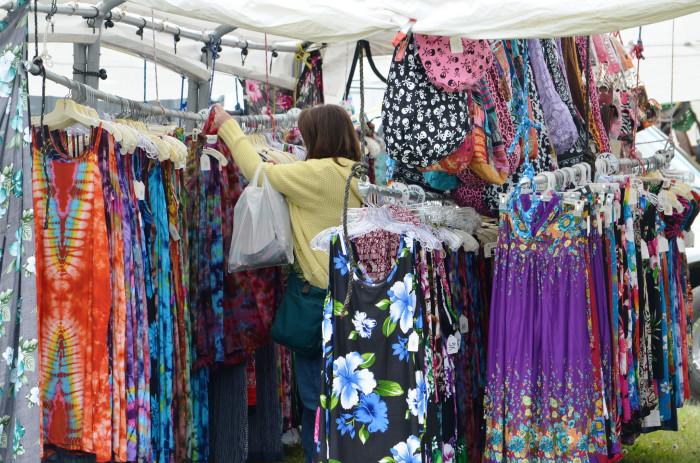 1) Sumpter Flea Market