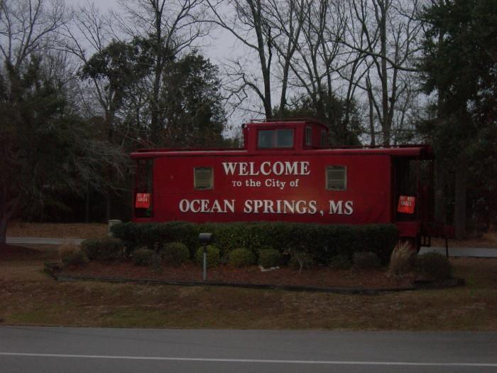 1. Ocean Springs