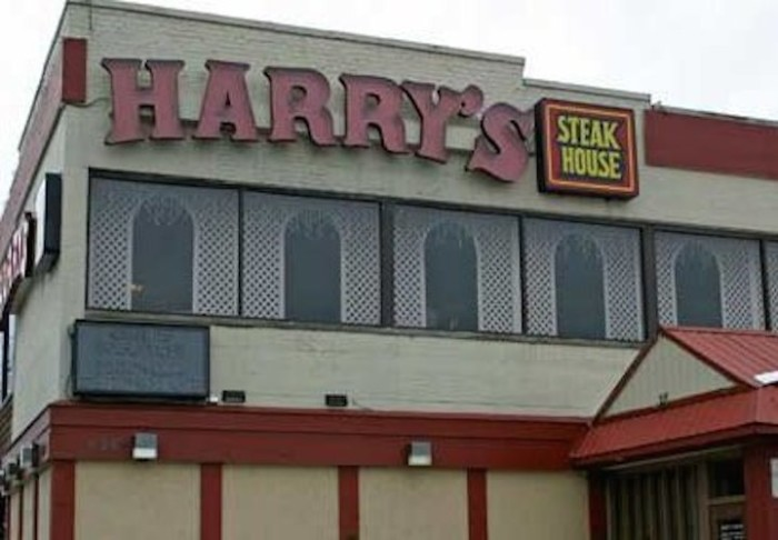 3. Harry's Steak House (Independence)