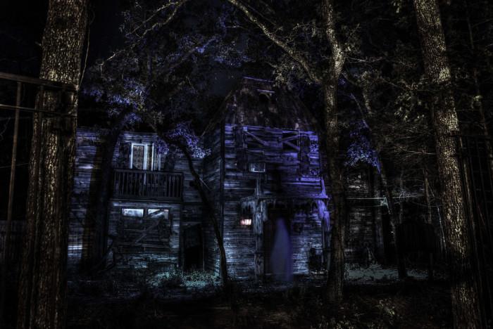 10) Scream Hollow Wicked Halloween Park (Smithville)