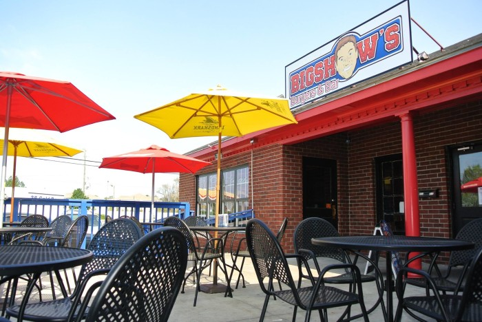 10. The Bigshow Burger Challenge - 1212 Brampton Ave, Statesboro, GA 30458