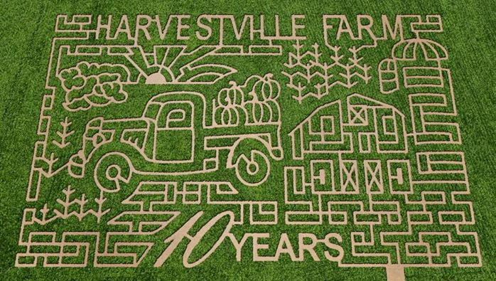 10 Awesome Corn Mazes In Iowa You Have To Do This Fall