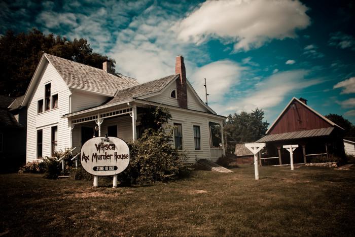 1. The Villisca Ax Murder House