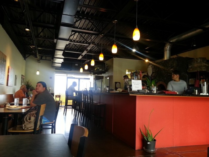 2) Big Island Pizza, Kailua-Kona