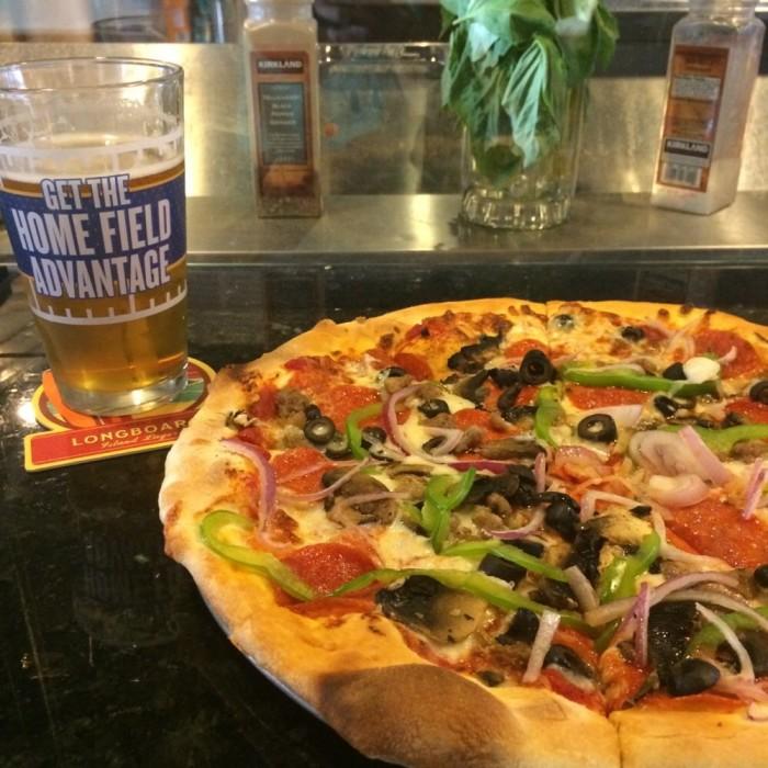 2) Big Island Pizza, Kailua-Kona #2