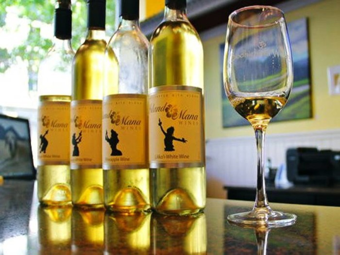 2) Island Mana Wines