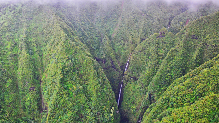 2) Sacred Falls