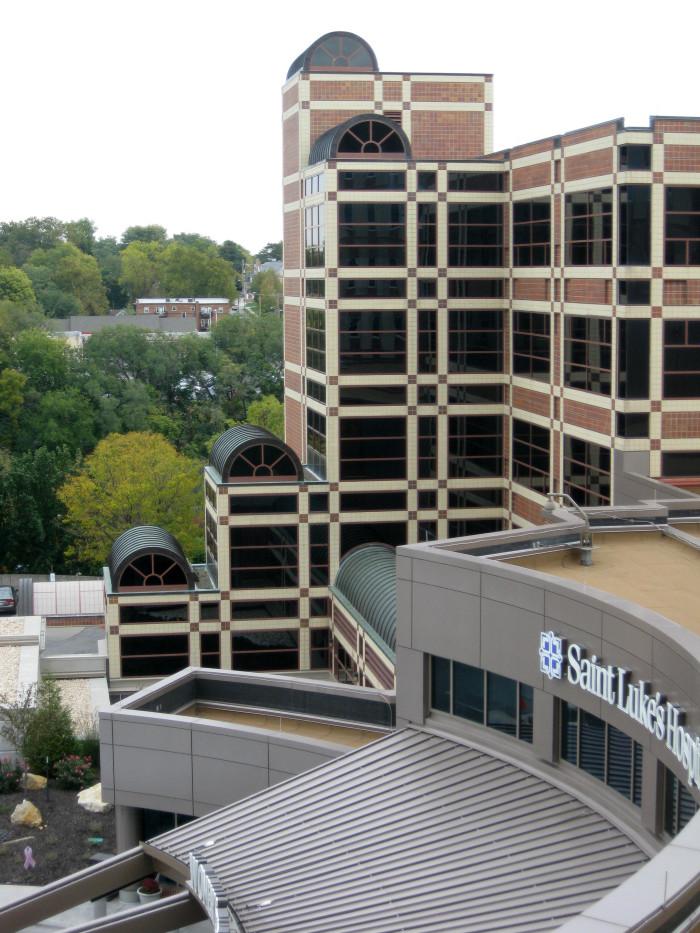 2. St. Luke's Hospital, Kansas City