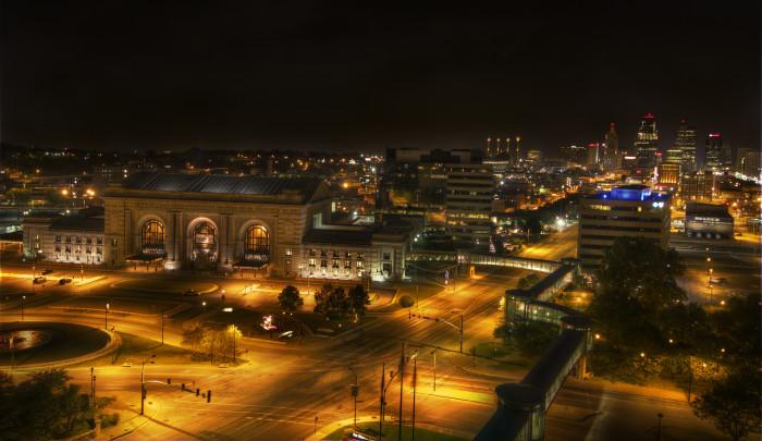 2. Union Station, Kansas City