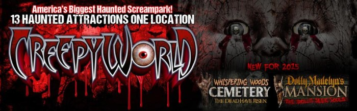 2. Creepyworld - Fenton