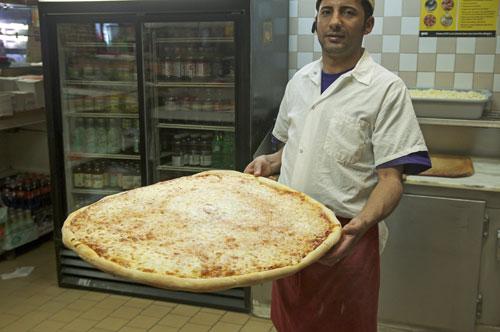 8) 30 Inch Pizza