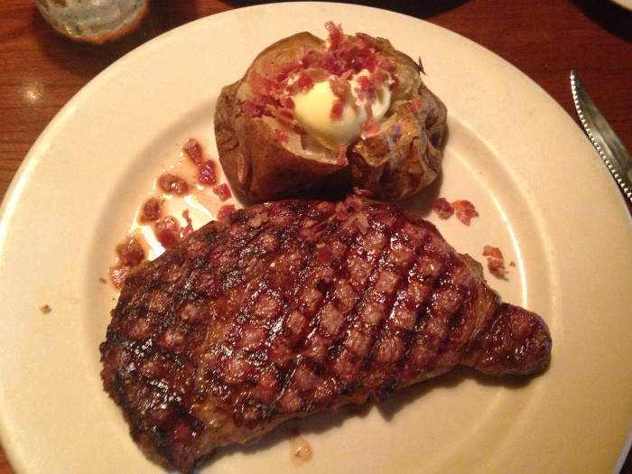 7. Steak eaters would be deprived of the absolute best.