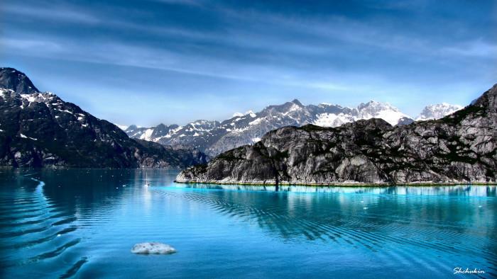 2) Glacier Bay National Park