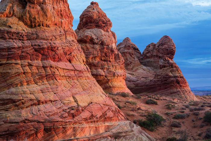 5. Vermillion Cliffs