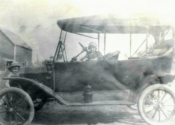 "6. ""First Car - Model T Ford (Sumner)."""