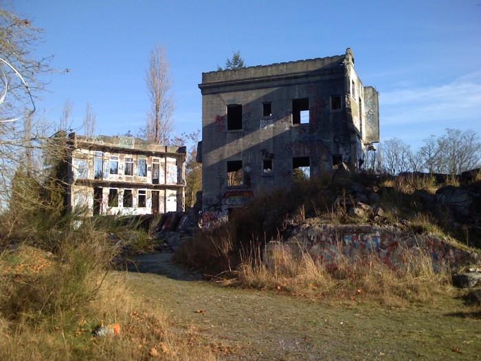 1. Western State Hospital, Fort Steilacoom Park, Lakewood
