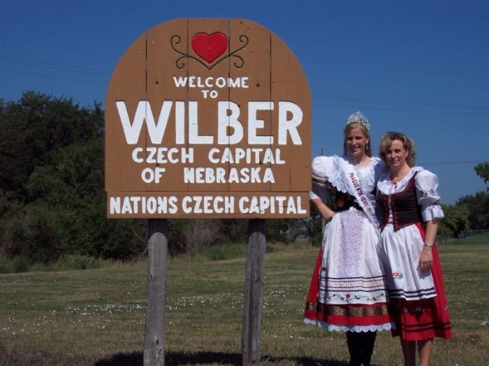 5. The Wilber Czech Festival.