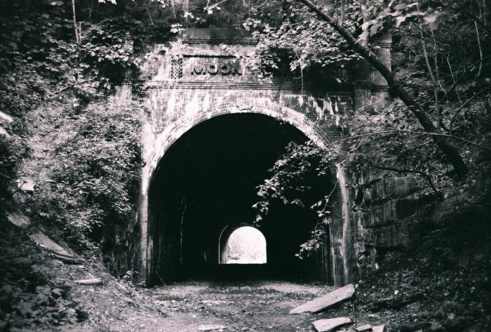8. Moonville Tunnel (McArthur)