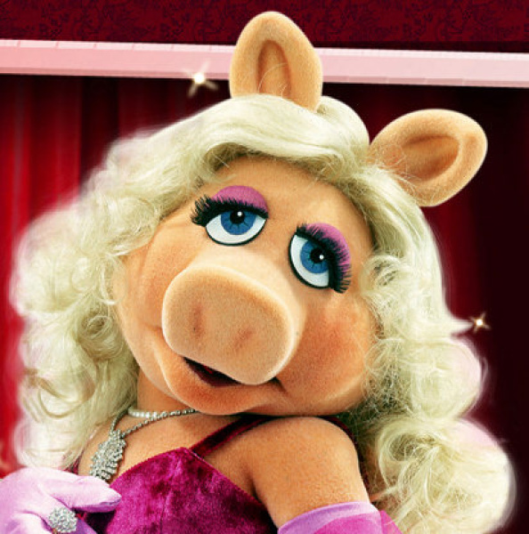 11. Miss Piggy