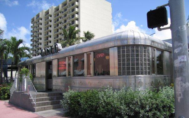 13. 11th Street Diner, Miami Beach
