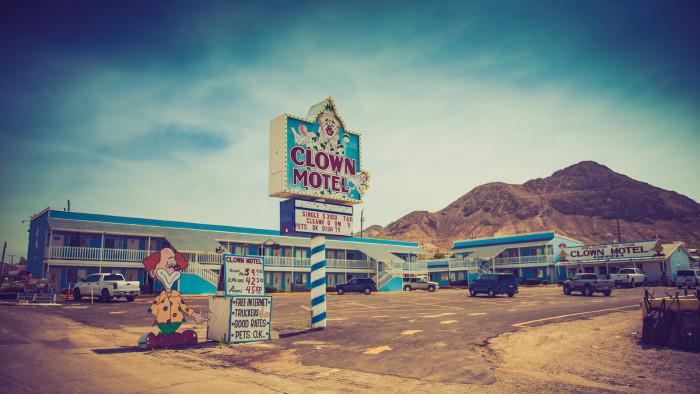 San antonio motel - 1 10