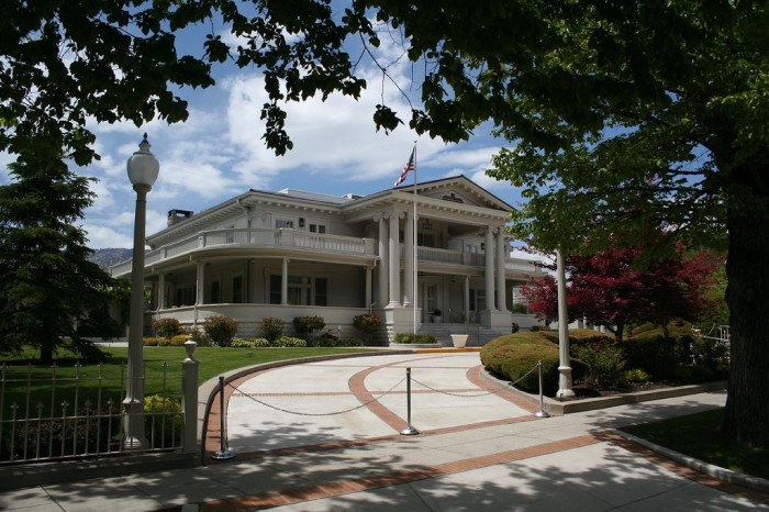 2. Governor's Mansion - Carson City