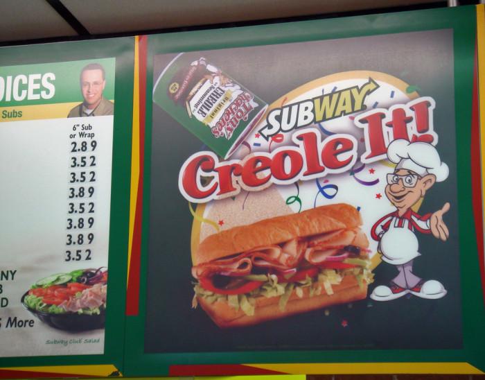 4) Creole It!