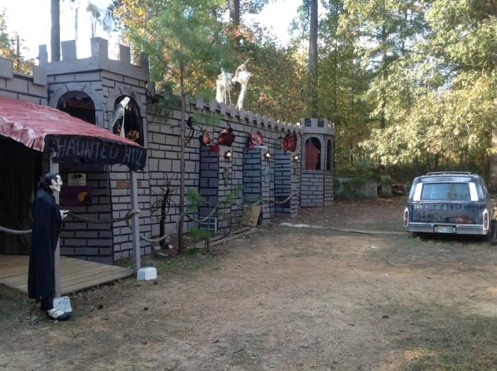 9. Haunted Hill, Tupelo