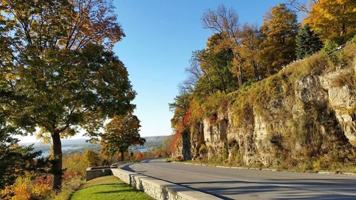 2. Susie Williams shot this beautiful photo of Guttenberg this fall.
