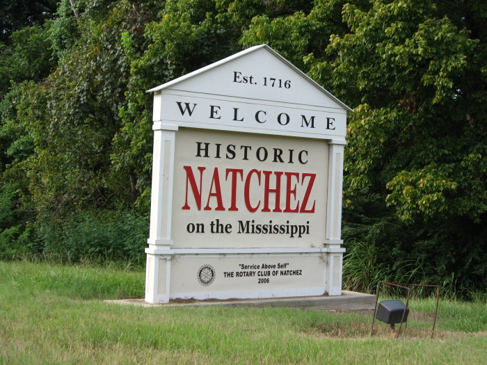 2. First settled by the French in 1716, Natchez is the oldest permanent settlement on the Mississippi River.
