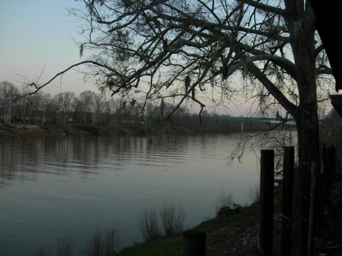 9. Tombigbee River