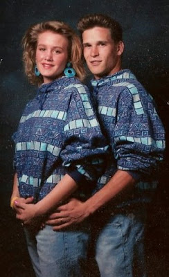 2. For some reason, a Sadie Hawkins dance meant dressing like your date.