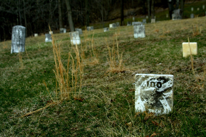 3. The Ridges Cemeteries (Athens)