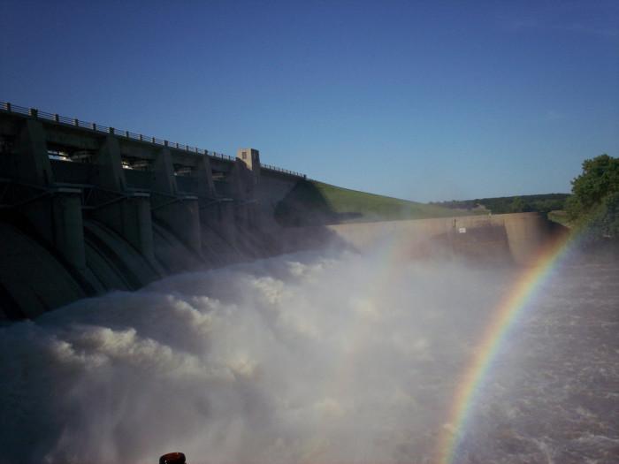 7. Fall River Rainbow.