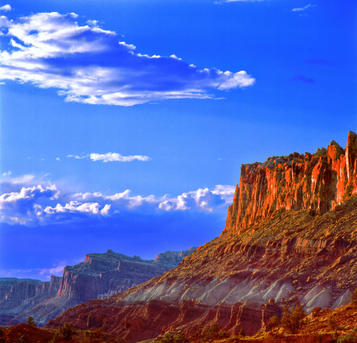 7. Capitol Reef National Park