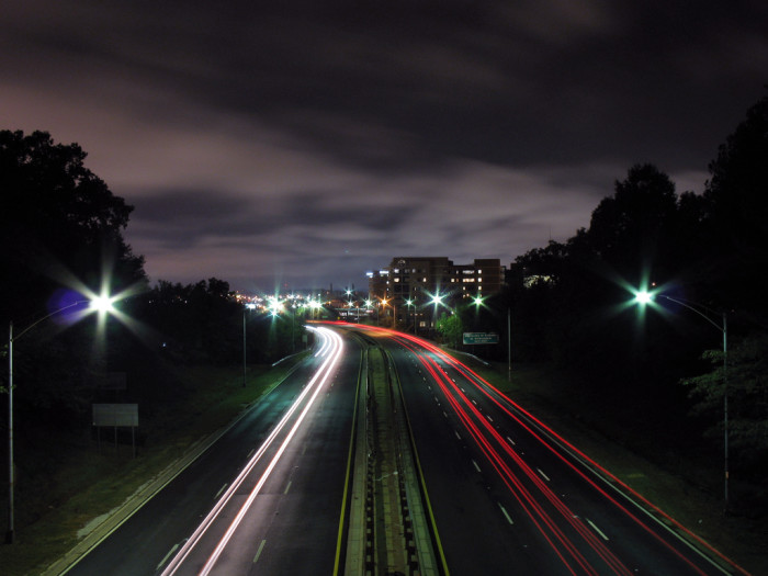 7. The Elton B. Stephens Expressway in Birmingham, Alabama.