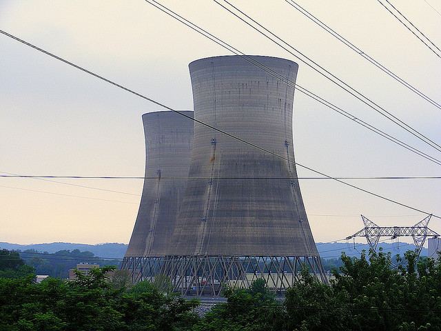 3. Nuclear disaster strikes.