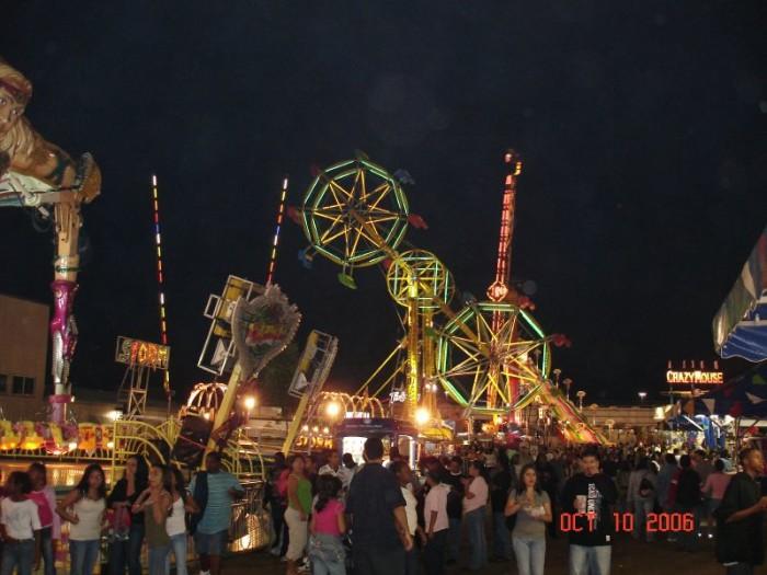 3) State Fair of Texas