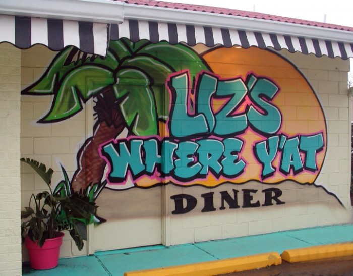 7) Liz's Where Yat Diner, Covington