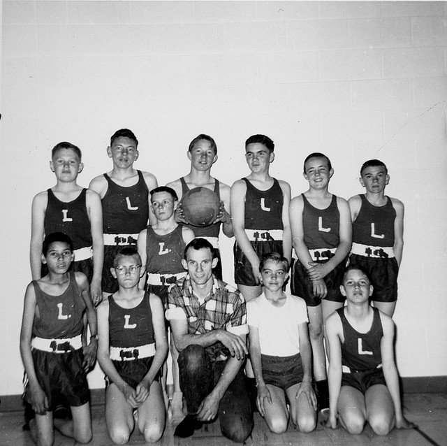 16. Joining various school sports teams wasn't too competitive.