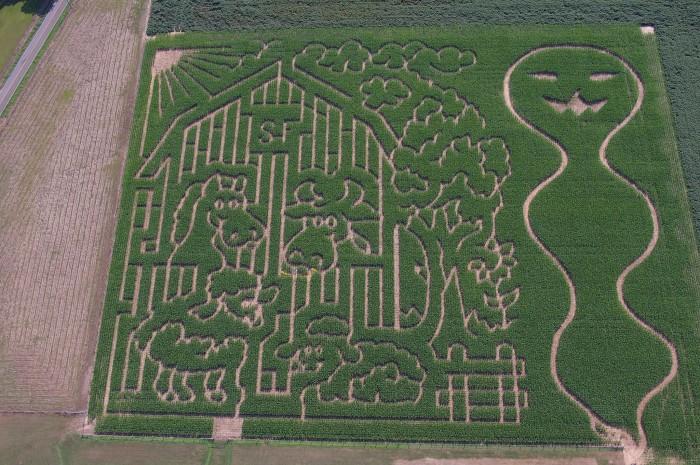 2. Seward Farms, Lucedale