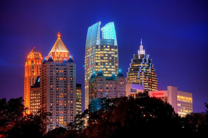 1. Midtown Atlanta