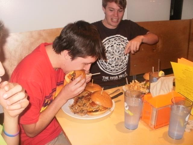 6. The Big Bad Wolf Challenge at Crave Real Burgers (Colorado Springs and Other CO Locations)