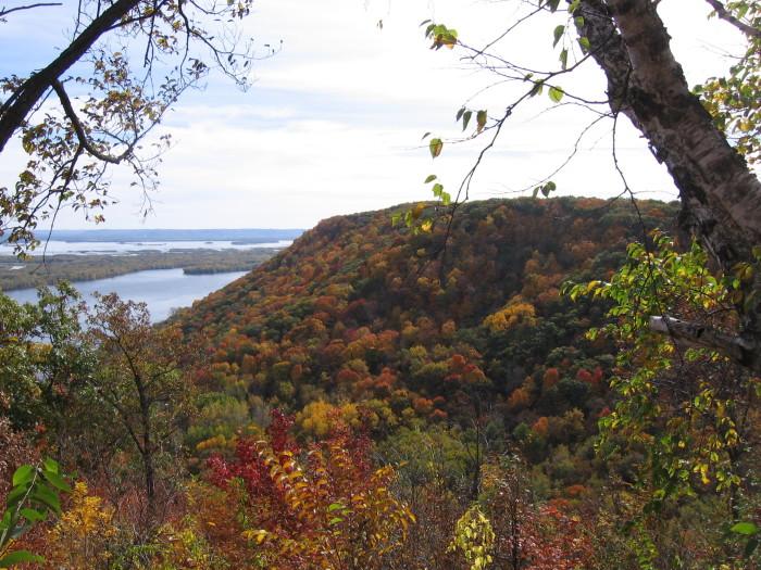 1. Richard J. Dorer Memorial Hardwood State Forest