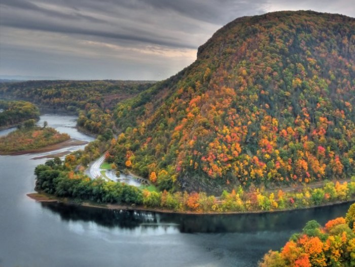 9. Have you seen the stunning fall foliage views our state offers?