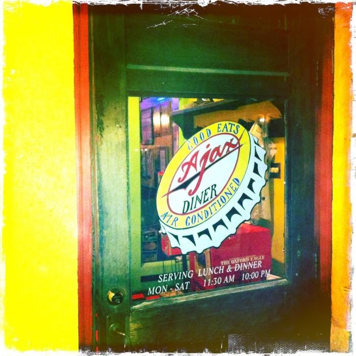 2. Ajax Diner, Oxford