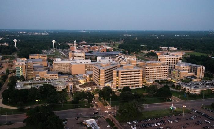 3. University of Mississippi Medical Center, Jackson