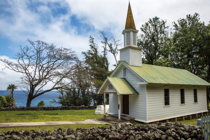 3-Kalawao Church