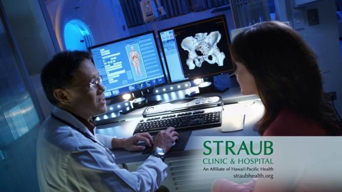 3) Straub Clinic and Hospital, Honolulu